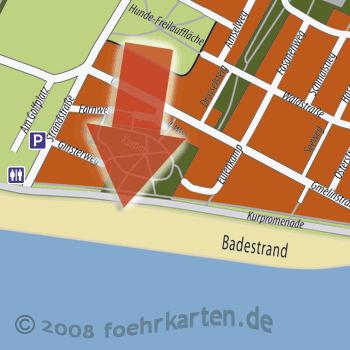 Standort Schapers Südstrand